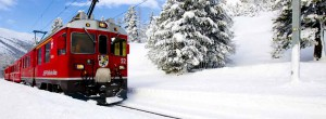 Bernina Express- Livigno